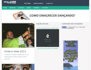 jornalterradagente.com.br screenshot