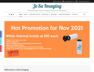 josaimaging.com screenshot