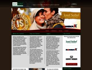 josefseibel.ca screenshot