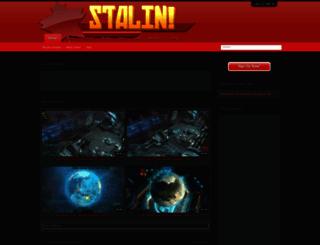 josefvstalin.com screenshot