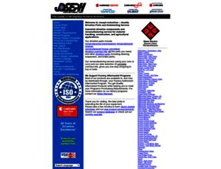 joseph.com screenshot