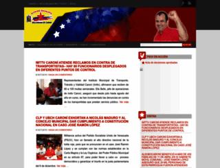 joseramonlopez.psuv.org.ve screenshot