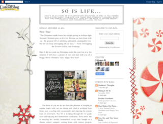 joshandmandi.blogspot.com screenshot