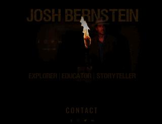 joshbernstein.com screenshot