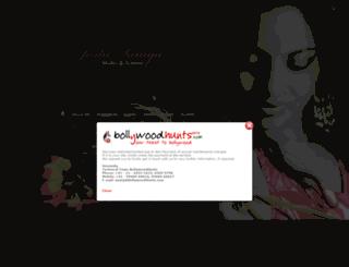 joshisaniya.bollywoodhunts.com screenshot