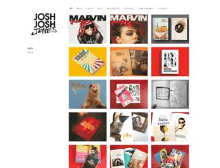 joshjoshjones.co.uk screenshot