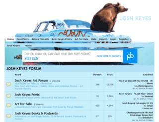 joshkeyes.proboards.com screenshot