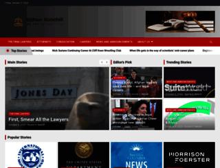 joshuabonehill.net screenshot