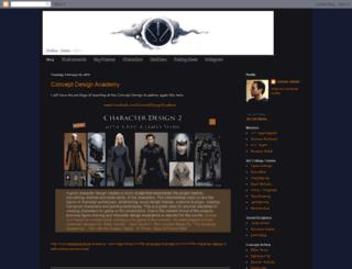 joshuathejames.blogspot.com screenshot