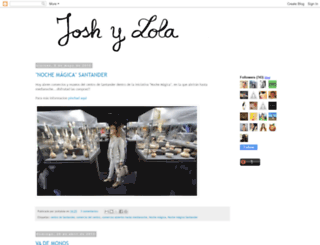 joshylola.blogspot.gr screenshot