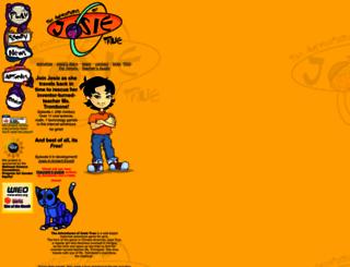 josietrue.com screenshot