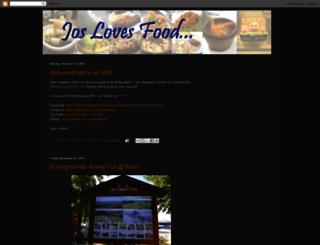 joslovesfood.blogspot.sg screenshot
