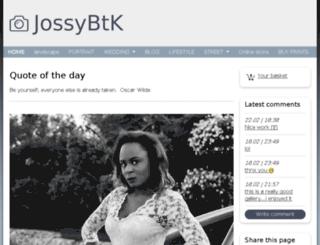 jossybtk.co.uk screenshot