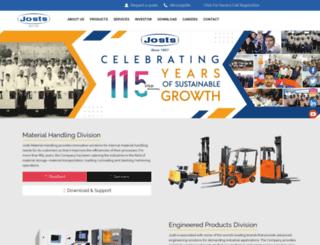 josts.com screenshot
