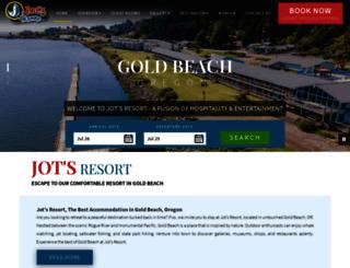 jotsresort.com screenshot
