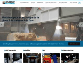 jouffroy.fr screenshot