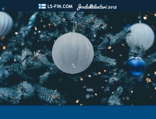 joulu.ls-fin.com screenshot