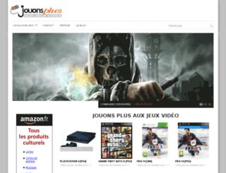 jouonsplus.com screenshot