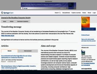 journal-bcs.springeropen.com screenshot
