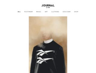 journal.1520gallery.com screenshot