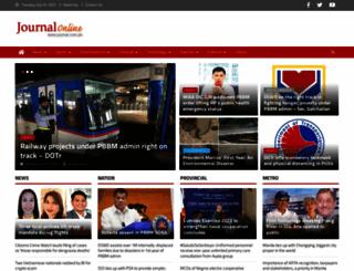 journal.com.ph screenshot