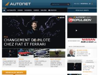 journaldemontreal.autonet.ca screenshot