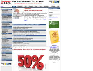 journalismus.com screenshot