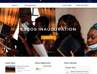 journalistics.com screenshot