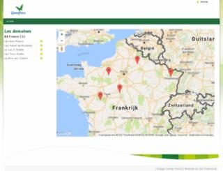 journee-centerparcs.fr screenshot