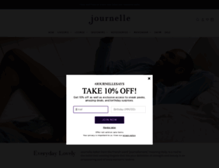 journelle.com screenshot