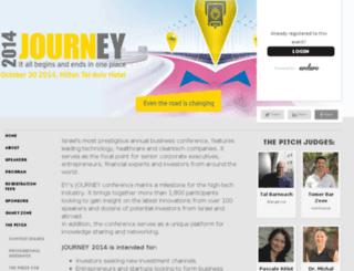 journey2014.evolero.com screenshot