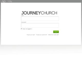 journeychurch.onthecity.org screenshot