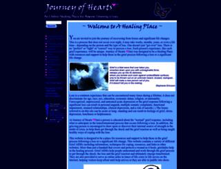 journeyofhearts.org screenshot