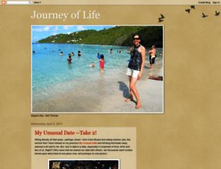 journeyofmylifendestiny.blogspot.com screenshot