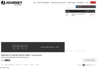 journeyonline.churchonline.org screenshot