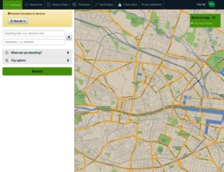 journeyplanner.transportforireland.ie screenshot