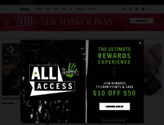 journeys.com screenshot