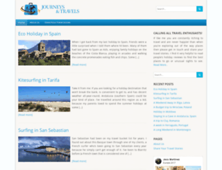 journeysandtravels.com screenshot