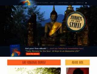 journeysofthespirit.com screenshot