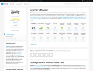 journeysshoes.knoji.com screenshot