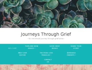 journeysthrugrief.wordpress.com screenshot