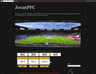 jovanpfc.blogspot.com screenshot