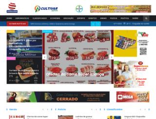 jovemsulnews.com.br screenshot