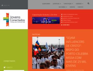 jovensconectados.org.br screenshot