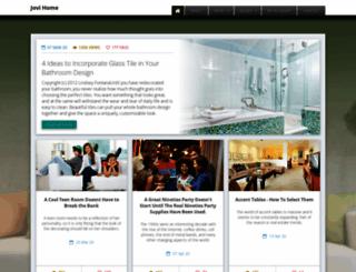 jovihome.com screenshot