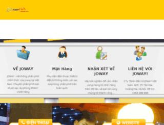 joway.pro.vn screenshot