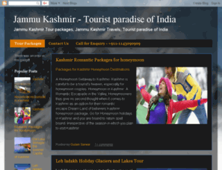 joy-kashmirtravelindia.blogspot.in screenshot
