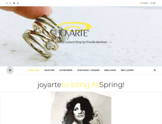 joyarte.com screenshot