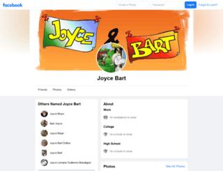 joyceundbart.de screenshot