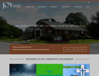 joycf.org screenshot